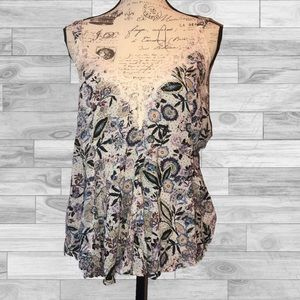 Name your price Free people infinite love cami Med